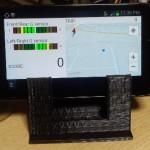 PRN3Dでスマホスタンド作った