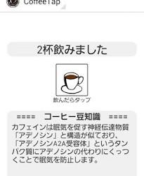 Coffee Tap