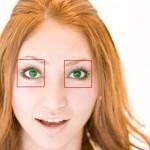 OpenCVで黒目と目頭を検出してみる(Java)