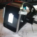 【3Dプリンター】Gear Live充電ホルダーを作る