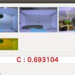 【CCB9】きゅうり仕分け機のクラス識別部